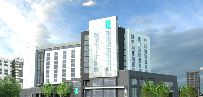 *Coming Soon* EMBASSY SUITES BY HILTON CHARLOTTE UPTOWN