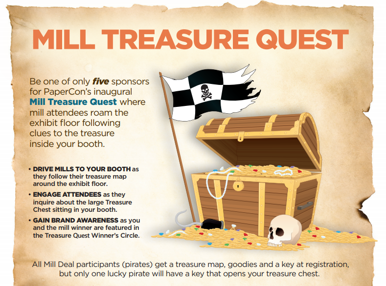Treasure Quest Opportunity
